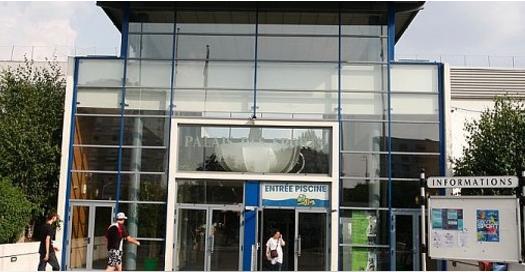 Palais des sports nanterre